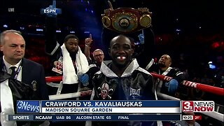 Crawford Fight Highlights
