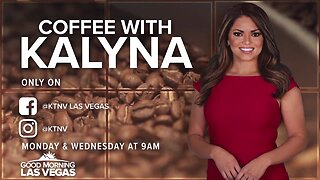 Coffee with Kalyna on Mondays & Wednesdays