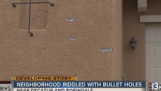Residents speak out after scary standoff - Video