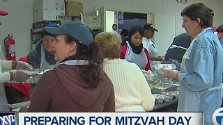 Mitzvah day in Metro Detroit - Video