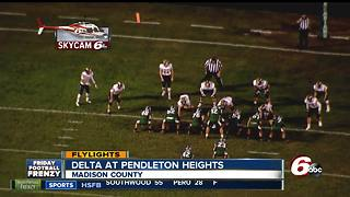 HIGHLIGHTS: Delta vs. Pendleton Heights - Video