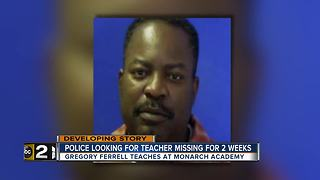 Missing Teacher - Video