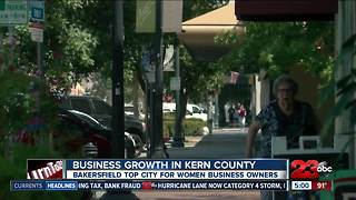 Report says Bakersfield is a top city for women business owners