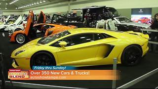 The Tampa Bay New Car & Truck Show - Video
