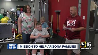 ATI Foundation assists families with special needs