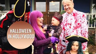 These Were All The Best Dressed Celebrity Kids On Halloween - Video