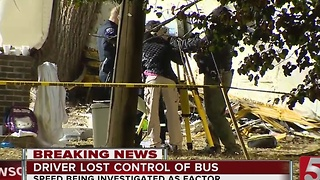 Multiple Children Killed In Hamilton Co. School Bus Crash - Video