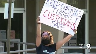 Tucson teachers union has concerns about TUSD back-to-school plan
