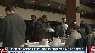 Uber Beacon To Debut In Nashville - Video