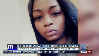 Details of woman killed outside Social Services