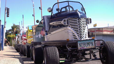 I Built 10 Bumper Cars - And They're Street Legal | RIDICULOUS RIDES