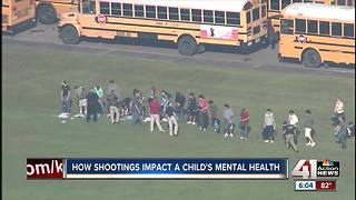 How do shootings impact child's mental health? - Video