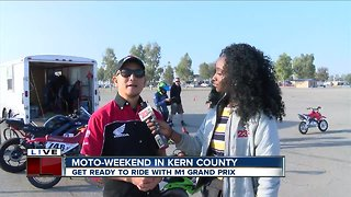 Moto-Weekend hopes to bring riding to a new generation - Video