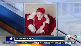 Sunshine Baby 2/18/18 - Video