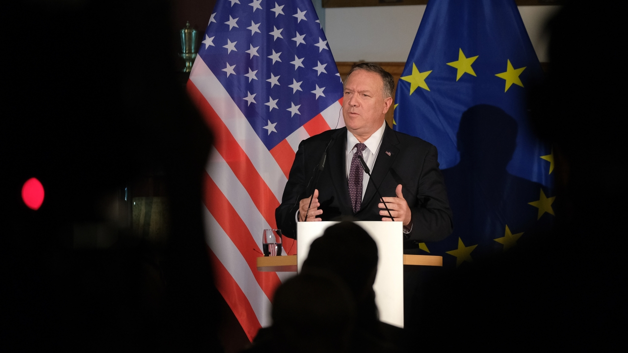 Sec. Mike Pompeo Spoke With Giuliani Twice Before Ousting Yovanovitch