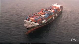 Smuggling Drugs, Guns & Humans - China Caught Changing Cargo Ship ID's