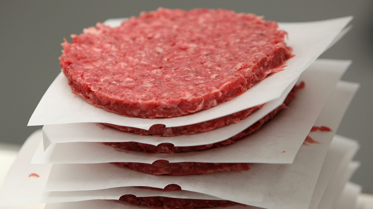 More Than 130,000 Pounds Of Raw Ground Beef Recalled