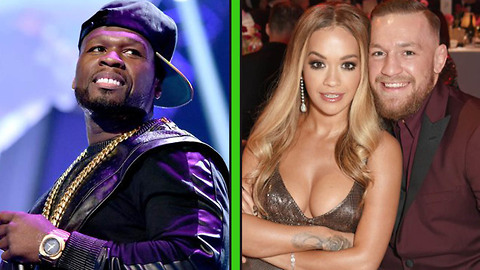 50 Cent ROASTS Conor McGregor for Cheating on His Fiancé with Rita Ora