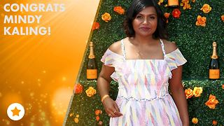 Mindy Kaling pregnant with her first child - Video