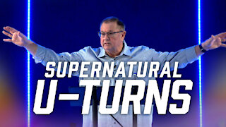 Supernatural U-Turns | Tim Sheets