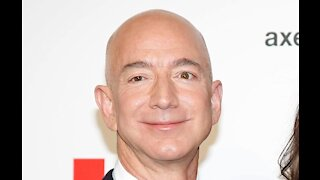 Jeff Bezos named first person worth $200 billion
