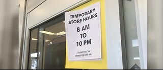 Las Vegas stores changing hours