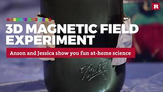 Creating a 3D Magnetic Field | Anson's Answers - Video