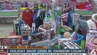 Holiday Mart now open in Olathe - Video