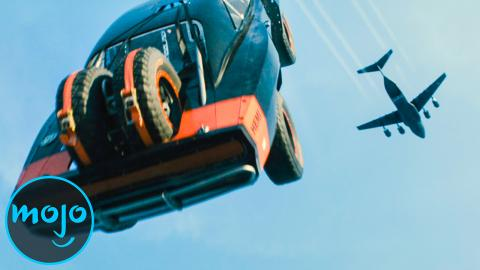 Top 10 Car Stunts Worth Seeing In Movie Theaters