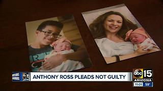 Not guilty plea entered for Phoenix man accused of killing 3 - Video