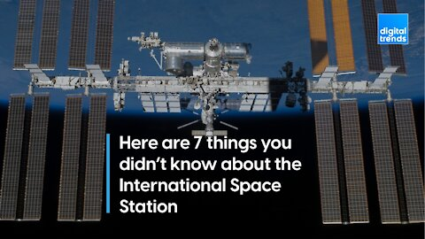 Astronauts get taller, and 6 other facts you didn't know about the International Space Station.