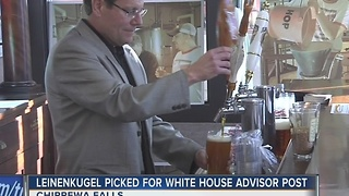 Jake Leinenkugel to become senior White House advisor for the Department of Veterans Affairs - Video