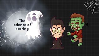 Facts about fear: Use science to spook your friends - Video
