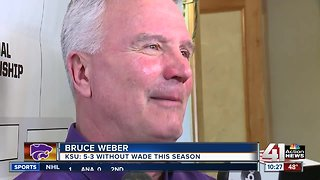Bruce Weber talks about moving forward without Dean Wade