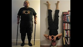 Never, Ever Give Up. Arthur's Inspirational Transformation! - Video
