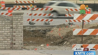 Neighbors upset with highway 75 construction