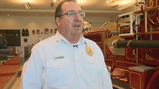 Tucson Fire Chief will miss caring for community - Video