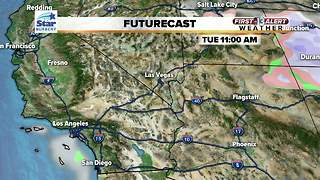 13 First Alert Weather for February 6 2018 - Video