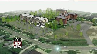 New Lansing housing project underway - Video
