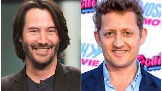 Alex Winter Kicks Off 'Bill And Ted 3' Production With A Gratitude-Filled Message