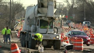Racine construction company at the center of delayed road work project
