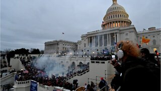 Violent Pro-Trump Rioters Storm US Capitol