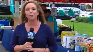 All-day Bill Brooks' Food for Families food drive on Friday in Stuart - Video