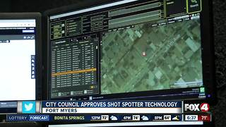 City Council approves crime detection technology - Video