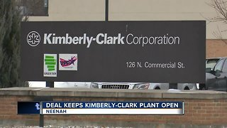Report: Walker plans $25M deal with Kimberly-Clark