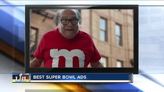 experts say makes the perfect Super Bowl commercial