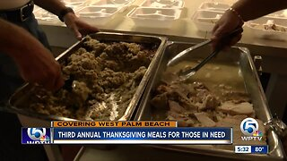 Meals delivered to those in need in West Palm Beach