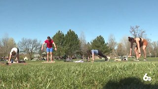 Local fitness instructor hosts workouts benefitting Game Changers Idaho