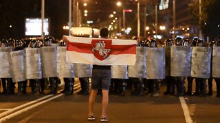 Belarusian Police Conduct Brutal Crackdown On Protesters