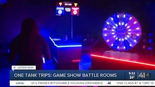 One Tank Trips: Game Show Battle Rooms